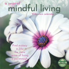 Year of Mindful Living 2021 Mini Calendar Cover Image