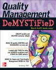 Quality Management Demystified Cover Image