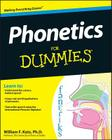 Phonetics for Dummies Cover Image