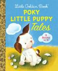 Little Golden Book Poky Little Puppy Tales Cover Image
