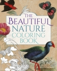 The Beautiful Nature Coloring Book Cover Image