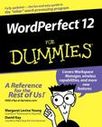 WordPerfect 12 For Dummies Cover Image