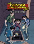 The Woodshed Mystery (The Boxcar Children Graphic Novels #13) Cover Image