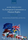 Jacobs, White and Ovey: The European Convention on Human Rights Cover Image