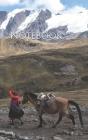 Notebook: Peru Mountain Horse South America Peruvian South American Cover Image