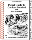 Pocket Guide to Outdoor Survival (PVC Pocket Guides) Cover Image