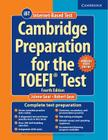 Cambridge Preparation for the TOEFL Test Book with Online Practice Tests Cover Image