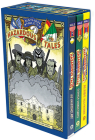 Nathan Hale's Hazardous Tales' Second 3-Book Box Set Cover Image