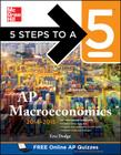 5 Steps to a 5 AP Macroeconomics, 2014-2015 Edition Cover Image