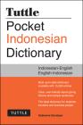 Tuttle Pocket Indonesian Dictionary: Indonesian-English English-Indonesian Cover Image