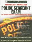 Police Sergeant Exam: A Step-By-Step System to Prepare for Your Promotion Exam [With Access Code] (Police Sergeant Exam (Learning Express)) Cover Image