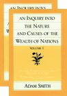 An Inquiry Into the Nature and Causes of the Wealth of Nations (Set) (Glasgow Edition of the Works of Adam Smith) Cover Image