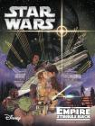 Star Wars: The Empire Strikes Back Graphic Novel Adaptation (Star Wars Movie Adaptations) Cover Image