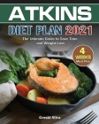 Atkins Diet Plan 2021 Cover Image