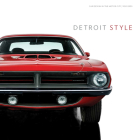 Detroit Style: Car Design in the Motor City, 1950-2020 Cover Image