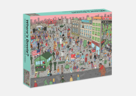 Where's Bowie?: David Bowie in Berlin: 500 Piece Jigsaw Puzzle Cover Image