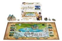 4D Harry Potter Large Puzzle (4D Cityscape) Cover Image