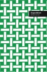 Expedition Lifestyle Journal, Wide Ruled Write-in Dotted Lines, (A5) 6 x 9 Inch, Notebook, 288 pages (144 shts) (Green) Cover Image