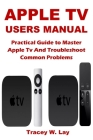 Apple TV Users Manual Cover Image