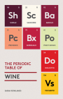 The Periodic Table of Wine Cover Image