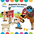 Farm Animals / Animales de granja (English-Spanish) (Disney Baby) (Disney Bilingual) Cover Image