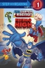 Super Friends: Flying High (DC Super Friends) (Step into Reading) Cover Image