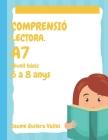 Comprensió Lectora: Fitxes per a nens de 6 a 8 anys. A7 Cover Image
