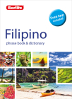 Berlitz Phrase Book & Dictionary Filipino (Tagalog) (Bilingual Dictionary) (Berlitz Phrasebooks) Cover Image