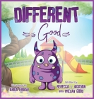 Different is Good: A Cute Children's Picture Book about Racism & Diversity to help Teach your Kids Equality and Kindness Cover Image