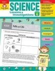 Science Lessons and Investigations, Grade 6 Cover Image