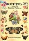 Butterfly Iron-On Transfer Patterns (Dover Iron-On Transfer Patterns) Cover Image