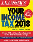 J.K. Lasser's Your Income Tax 2018: For Preparing Your 2017 Tax Return (J. K. Lasser's Your Income Tax) Cover Image