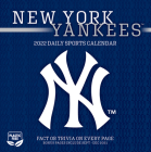 New York Yankees 2022 Box Calendar Cover Image