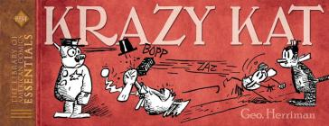 LOAC Essentials Presents King Features Volume 1: Krazy Kat 1934 Cover Image