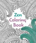 Zen Coloring Book Cover Image
