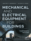 Mechanical and Electrical Equipment for Buildings Cover Image