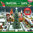 Traveling with Santa Pop-up Advent Calendar Cover Image