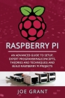 Raspberry Pi: An Advanced Guide to Setup, Expert Programming(Concepts, theories and techniques) and Build Raspberry Pi Projects Cover Image