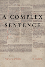 A Complex Sentence Cover Image