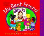 My Best Friend Jesus: 180 Devotions and Worship Activities for Preschoolers Cover Image