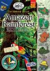 The Mystery in the Amazon Rainforest: South America (Around the World in 80 Mysteries #8) Cover Image