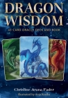 Dragon Wisdom: 43-Card Oracle Deck and Book Cover Image