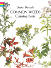 Common Weeds Coloring Book (Dover Nature Coloring Book) Cover Image
