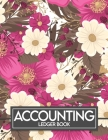 Account Ledger Book: A simple bookkeeping record book - Accounting Ledger Book - Ledger books for bookkeeping Cover Image