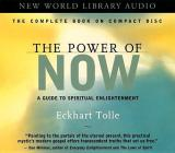 The Power of Now: A Guide to Spiritual Enlightenment Cover Image