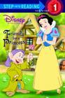 Friends for a Princess (Disney Princess) Cover Image