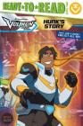 Hunk's Story (Voltron Legendary Defender) Cover Image