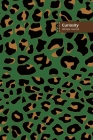 Curiosity Lifestyle Journal, Wide Ruled Write-in Dotted Lines, (A5) 6 x 9 Inch, Notebook, 288 pages (144 shts) (Green) Cover Image
