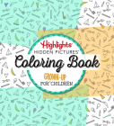Highlights Hidden Pictures(r) a Coloring Book for Grown-Up Children Cover Image