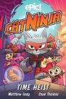 Cat Ninja: Time Heist Cover Image